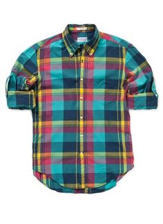 Madras Check by Gant Rugger