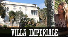 Villa Imperiale si trova nel quartiere di San Fruttuoso a Genova ed è delle più antiche ville rinascimentali genovesi.  Per lungo tempo però la villa fu un modello di palazzo genovese patrizio prima che lo stile dell'architetto Galeazzo Alessi si imponesse in gran parte delle ville d'Albaro.  Visitiamola con Stafania.