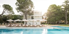 Welcome to Falkensteiner Hotel Adriana. Our adults-only hotel near Zadar beach offers Mediterranean cuisine, water sports and a sq m spa. Hotels, Das Hotel, Am Meer, Adults Only, Croatia, Places To See, Spa, Stylish, Beach