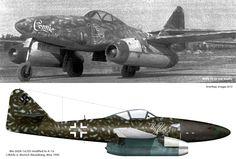 Me 262A-1a/U3