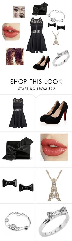 """""""dance"""" by bl92002 on Polyvore featuring beauty, AX Paris, Victoria Beckham, Marc by Marc Jacobs, Kate Spade and BeautyTrend"""