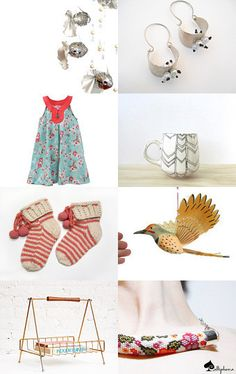 glamorous spring by nadege gaubour on Etsy--Pinned with TreasuryPin.com