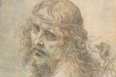 Study of Christ Figure, Leonardo da Vinci Sketchbooks