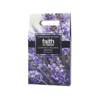 Faith in Nature Lavender & Geranium Mini Pack  This beautifully relaxing shampoo, conditioner and shower gel/foam bath set contains a blend of lavender, geranium and grape skin extract known for their soothing qualities.  Always on hand to bring a sense of calm to every day, and at a convenient 100ml, they're perfect to travel with.  Contains Lavender & Geranium Shampoo (100ml), Lavender & Geranium Conditioner (100ml) and Lavender & Geranium Shower Gel & Foam Bath (100ml)  - £8.99 -