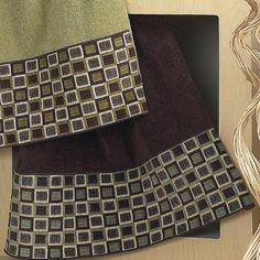 Avanti Linens Blocks Hand Towel