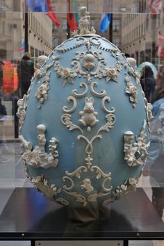 Faberge Easter Egg Hunt New York City