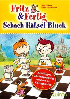 Fritz & Fertig, Schach-Rätsel-Block - 1327897658le
