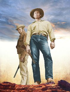 Clint Walker, Roger Moore - BUY 5 AND GET 1 FREE   8 1/2 X11