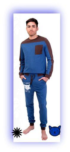Pijama caballero estilo cagado nueva colección de Xhazel