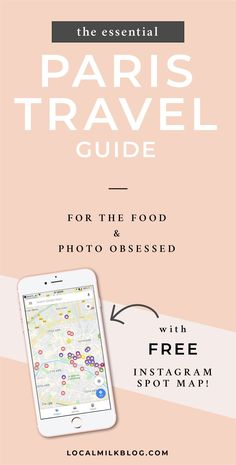 The Ultimate Paris, France Travel Guide: All the Must See Instagram, Travel Photography, Food, Cafes, Things to do, and Shopping Spot plus Travel Tips for the First Time Visitor! septime #travel #paris #france #shoppingtravel #travelphotography #travelphotographytips