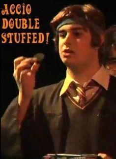 Joey Richter. Actor with group Starkid Potter. Best role being Ron Weasley in A Very Potter Musical. A definite must-see!!