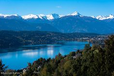 Millstättersee Austria, Mountains, Landscape, Nature, Travel, Photography, Scenery, Naturaleza, Viajes