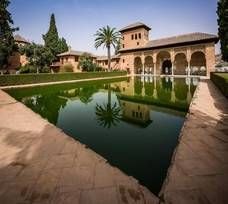 Partal. Alhambra de Granada