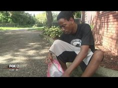 Black activist robbed; gains new appreciation for police - YouTube