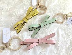 Kate Spade Bow Key Chains