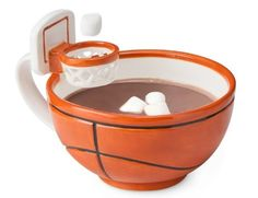Mug with a Basketball Hoop -Craziest Gadgets Love And Basketball, Basketball Hoop, Basketball Season, Basketball Gifts, Basketball Coach, Basketball Nails, Street Basketball, Basketball Videos, Basketball Tickets