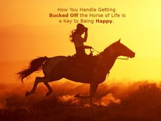 Here are five things you can do to #strengthen your #resiliency so you can get back up after getting bucked off your horse of life. http://positiveiq.com/?page=daily_feed&feed_id=43 #motivationmonday #positiveiq #horseoflife #getup #help