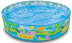 Intex Snapset 4 Feet Kids Water Pool Bath Tub Swimming Pool - Snapset 4 Feet Kids Water Pool Bath Tub Swimming Pool . Buy Multi Animal Characters toys in India. shop for Intex products in India. | Flipkart.com