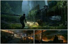 Learn more about the making of the concept art and environments of the Last of Us. See Also Making of Last of Us part 1 The Last of Us International Trail Concept Art World, Game Concept Art, Environment Concept Art, Environment Design, Arte Zombie, Zombie Art, The Last Of Us, Post Apocalyptic Art, Mundo Dos Games