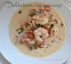 *Tried and Loved!*  Delicious Shrimp Scamp