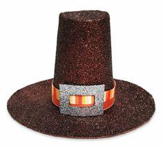 Harvest Pilgrim Hat #Thanksgiving #MichaelsStores