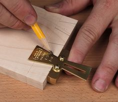 Kell Deluxe Dovetail Marker & Try Square