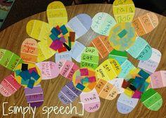 Live Love Speech: DIY Articulation Activities by Simply Speech