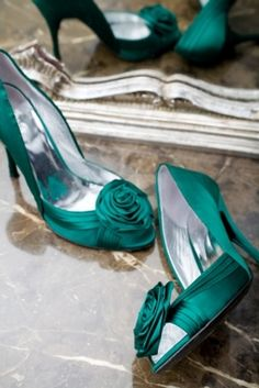 How to clean satin heels - will need this info for wedding shoes