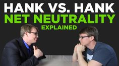 In which Hank debates Hank on one of the most important debates in the United States today, whether to keep the internet open or to allow cable companies to ...