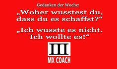 #mxcoach #trainiereerstsmartdannhart #woeinwilleistaucheinweg