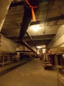 Biltmore House Sub Basement Storage Room