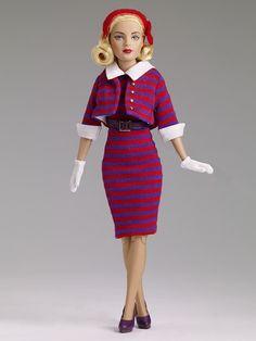 Tonner Doll Stripes Suit Me!