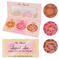 Too faced Leopard love
