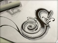 Design - Typography & Lettering by ethel