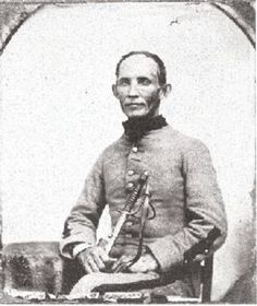 1st Lieutenant Josiah Blair Patterson , Company E, 14th Georgia Infantry Regiment