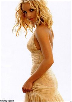 Britney Spears People Magazine's 50 Most Beautiful People photoshoot (2003)