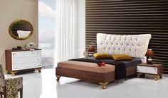 ELMAS YATAK ODASI  Geniş depolama imkanı sunan dolap iç dizaynı http://www.yildizmobilya.com.tr/elmas-yatak-odasi-pmu4734  #bed #bedroom #mobilya #dekorasyon #pinterest #populer #trend #home #ev #kadın #yildizmobilya http://www.yildizmobilya.com.tr/
