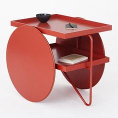 many possibilities in different color & detailing / Chariot by GamFratesi for Casamania