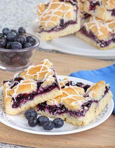 Blueberry Cloud Coffeecake Recipe on Yummly