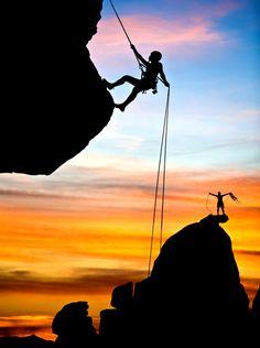 Rock Climbing Instruction - Canyoneering -Arizona Climbing and Adventure School