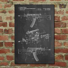 AR-15 (Blueprint)
