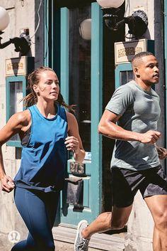 Urban run gear just got cooler. Get new luluemon run.