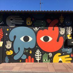 Art Et Illustration, Illustrations, Steve Burke, Art Nouveau, Street Art, Art Mural, Deco, Installation Art, Creations