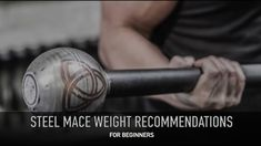 Steel Mace Beginner Weight Recommendations with Coach Vaughn - YouTube
