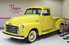1949 GMC 3100 Pickup For Sale | AllCollectorCars.com Classic Gmc, Classic Trucks, Gmc For Sale, Pickups For Sale, Truck Wheels, Collector Cars, Get Directions, Manual Transmission, Pick Up