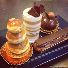 Pâtisseries Christophe Roussel