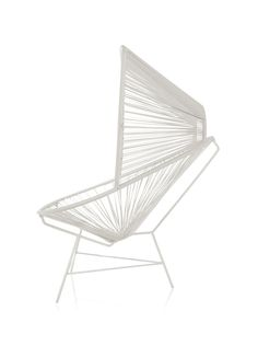 ACAPULCO SOL sand lounge chair design by davidpompa interior