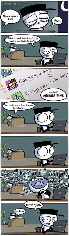 Loading Artist » Internet Time