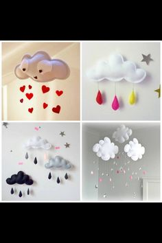 Cloud mobile. So cute!!!