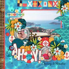 Cruising+to+Paradise - Scrapbook.com